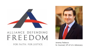 ITN Call With Alliance Defending Freedom