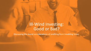 ITN Call - Ill Wind Investing